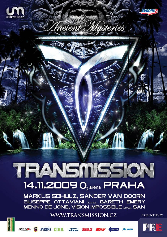 Transmission přiveze světové DJs