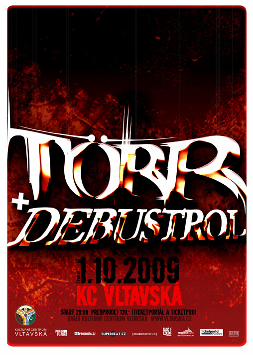 Törr a Debustrol: pražský koncert zrušen