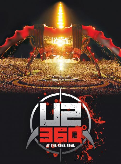 U2 vydávají koncertní DVD