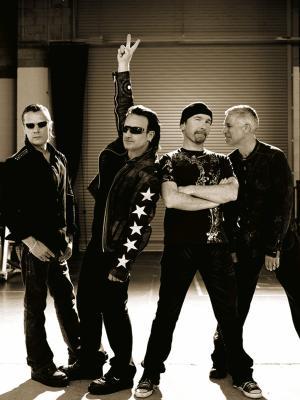 U2: nejbohatší kapela roku 2010