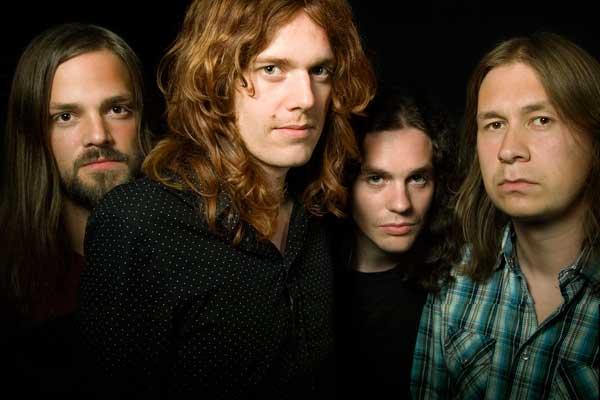 Švédští rockeři Witchcraft v Praze