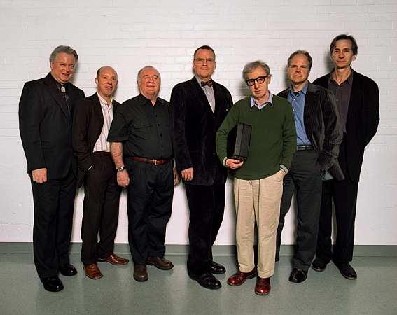 Woody Allen se chystá do Prahy