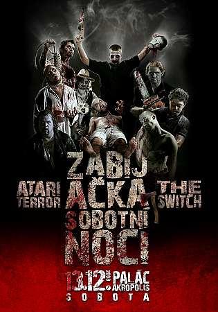 Atari Terror: koncert pro upíry