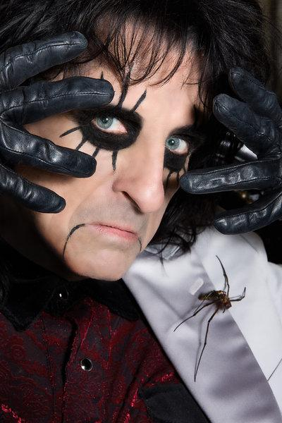 Alice Cooper míří do Brna