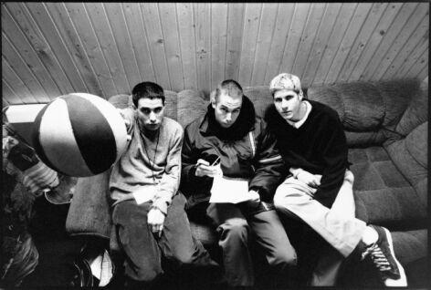 Beastie Boys: Nově a instrumentálně