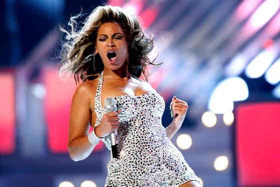 Beyoncé přiveze do Prahy dvě podia