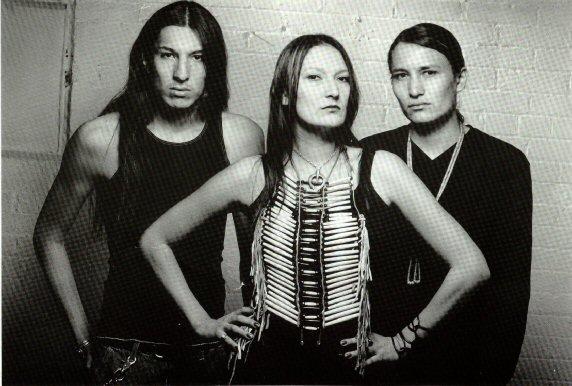 Indiánský punk-rock se řítí do Čech