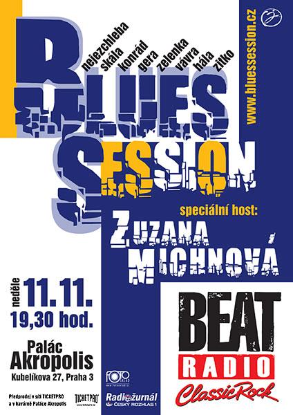 Blues Session zahrají v Akropoli