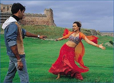 Bollywood přiveze Sandokana