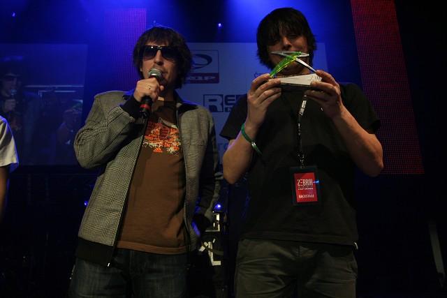 Žebřík 2007 pro Chinaski a Kryštof