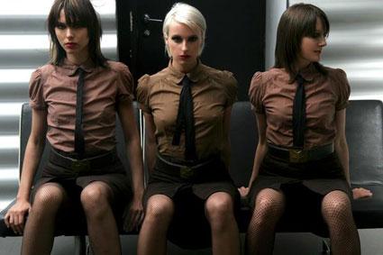 Dívky z Client zaúřadují v Praze
