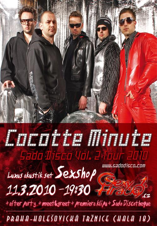 Cocotte Minute: akusticky v sexshopu