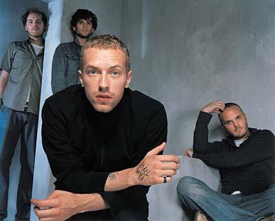 Coldplay točí videoklip s Corbijnem