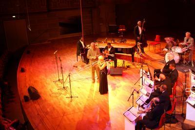 The Count Basie Orchestra v Přerově