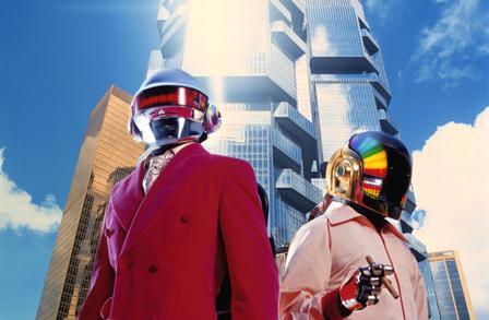 Daft Punk pracují na novém albu