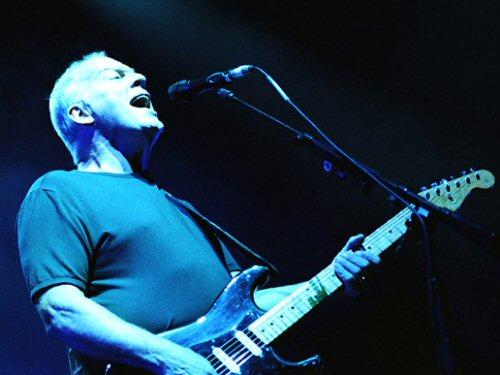 David Gilmour podporuje hackera