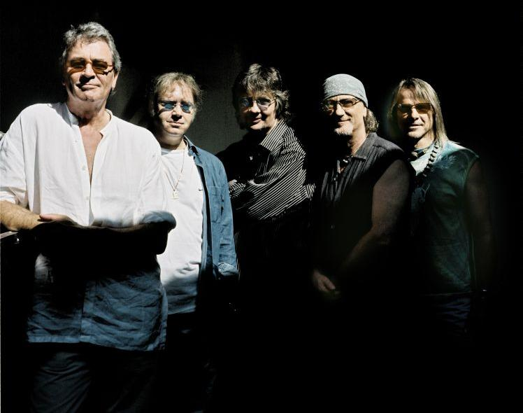 Deep Purple se vrací na místo činu
