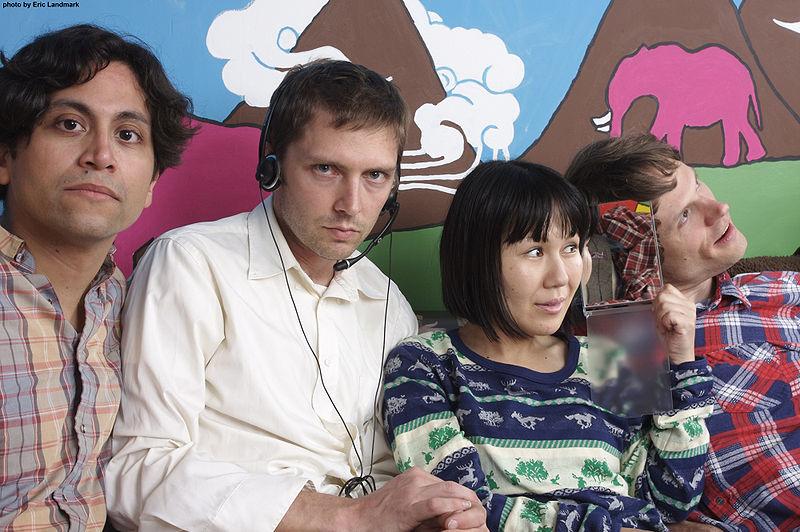 Deerhoof přivezou hudbu bez hranic