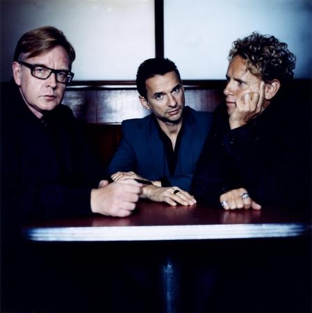 Depeche Mode nadchli Prahu