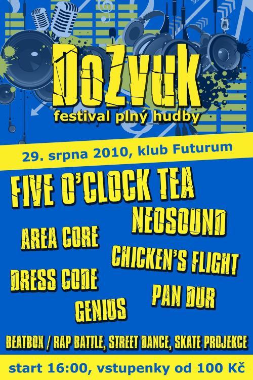 Festival DoZvuk doladil program