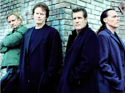 The Eagles: puntičkářský koncert