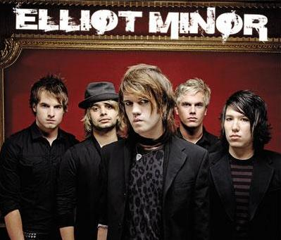 Elliot Minor již zítra v Praze