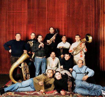 Fanfare Ciocarlia: hudba je náš život