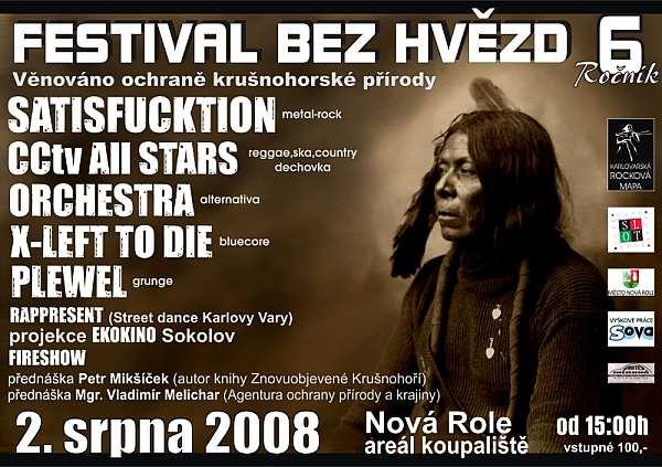Festival bez hvězd: akce s posláním