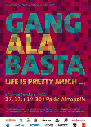Gang-Ala-Basta si nadělili desku