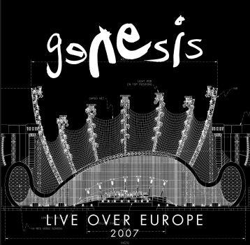 Genesis: vzpomínky na Evropu