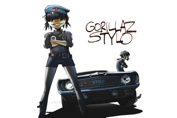 Gorillaz to táhnou s The Clash