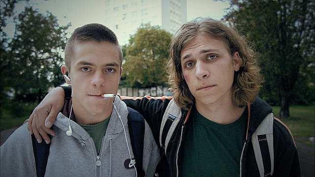 Gympl: první český film na Blue-ray