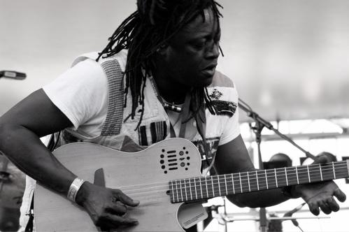 Habib Koité: africký Clapton v Praze