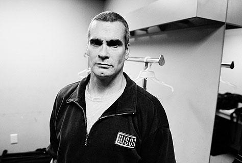 Henry Rollins: nerad se poslouchám