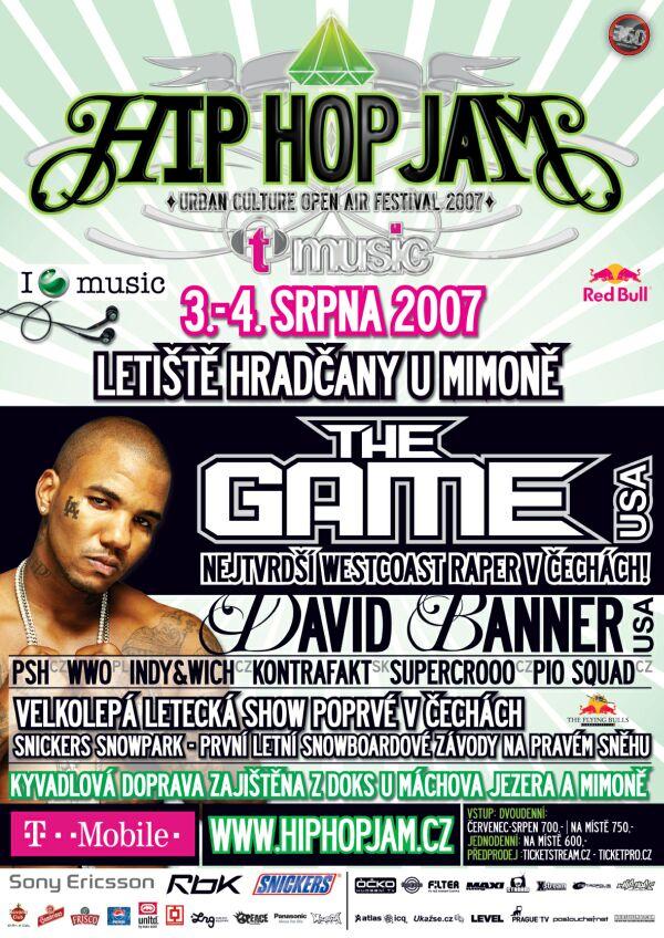 Blesková soutěž: Hip Hop Jam