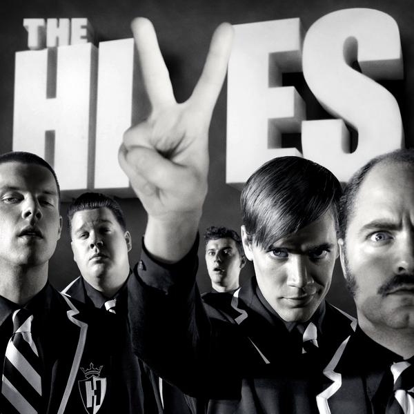 Vstupenky na The Hives v prodeji
