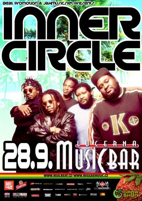 Inner Circle: legendy reggae v ČR