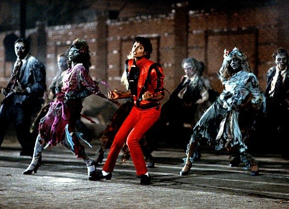 Jacksonův klip je národní památkou