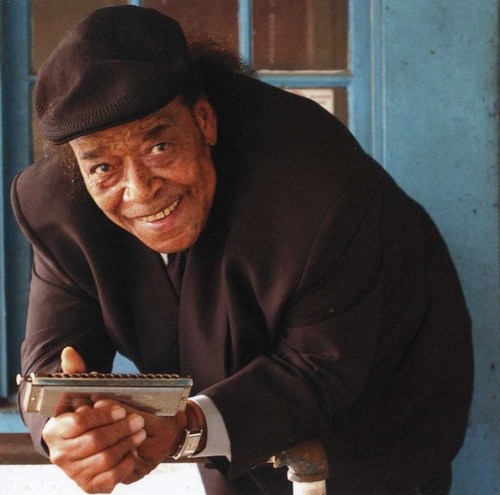 James Cotton na festivalu Blues Alive