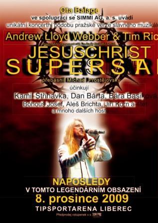 Jesus Christ Superstar se vrací i loučí