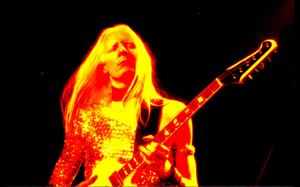 Johnny Winter se vrací do Prahy