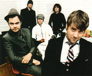 Kaiser Chiefs na Rock for People