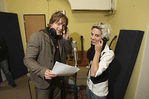 Tomáš Klus si zazpíval s Anetou