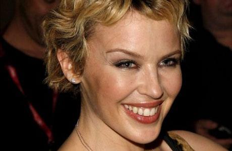Kylie Minogue jede v electru