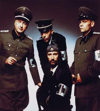 Laibach míří znovu do Čech