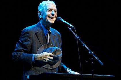 Leonard Cohen vystoupí opět v Praze