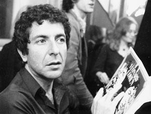 Koncert Leonarda Cohena přesunut