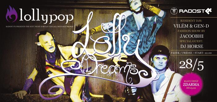 Lollypop: módní večírky jsou zpět