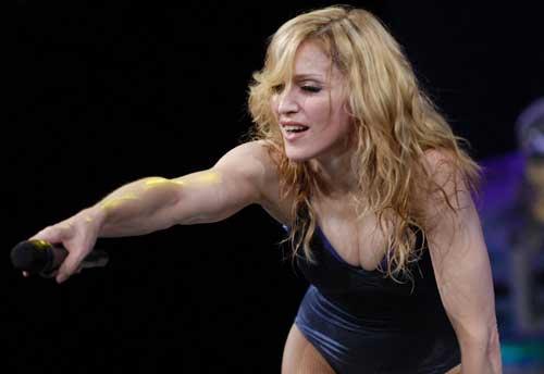Madonna kritizuje Radiohead