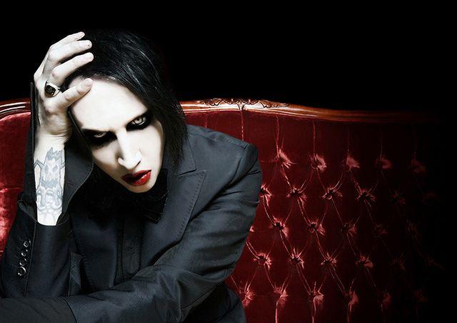 SOUTĚŽ: Menu Marilyna Mansona